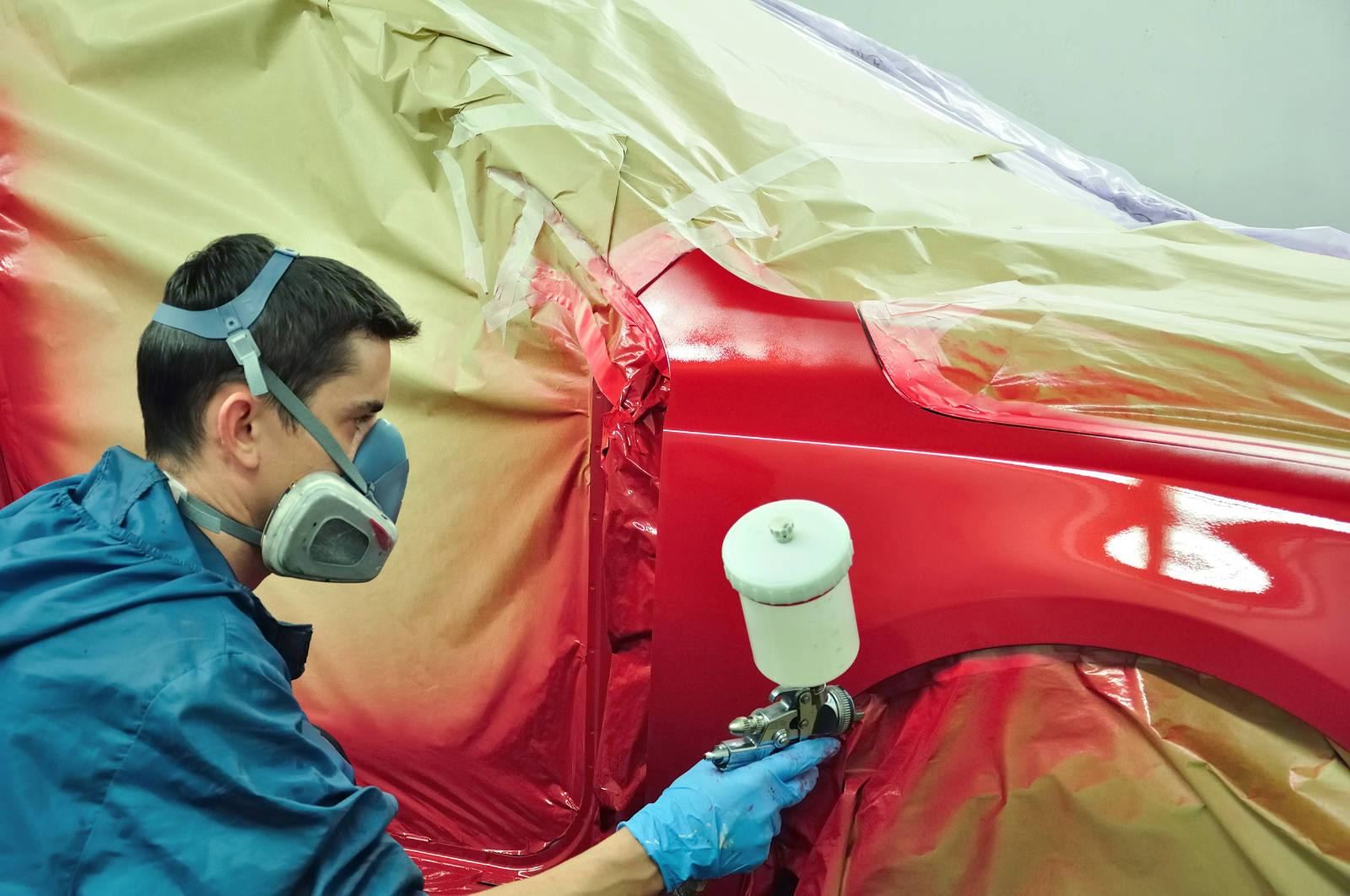 Auto Body Repair Paint