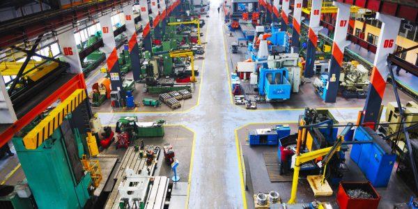 industrial factory indoor